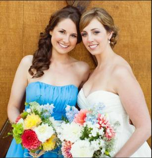 Britt and Kyla!